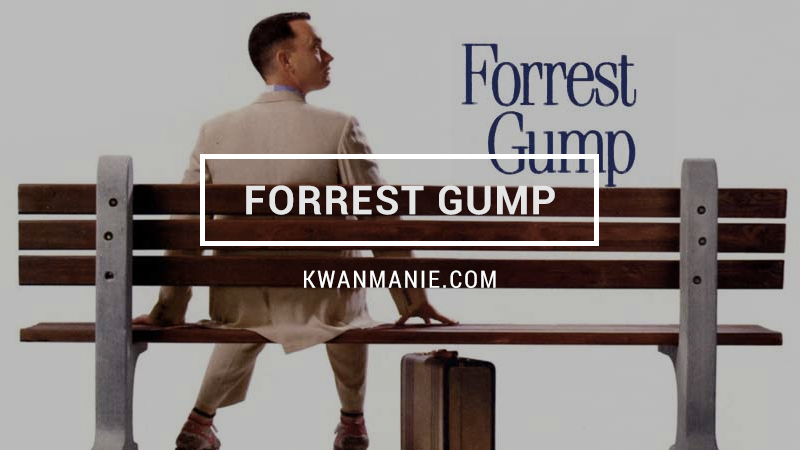 forrest gump essay Forrest gump, a movie that not only informs the audience and the people who interact with forrest, about the life of a very simple man (forrest gump, played by tom.