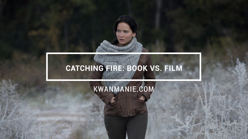 Catching Fire Katniss and Gale