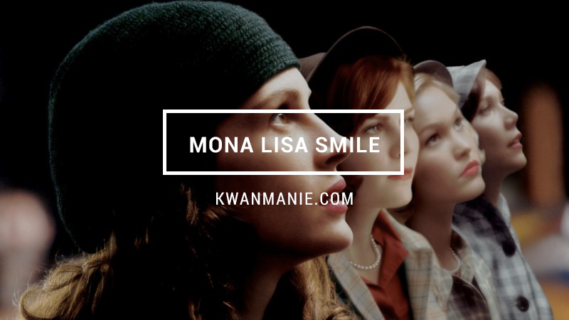 mona lisa smile story