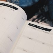Yearly Planner & Yearly Goals