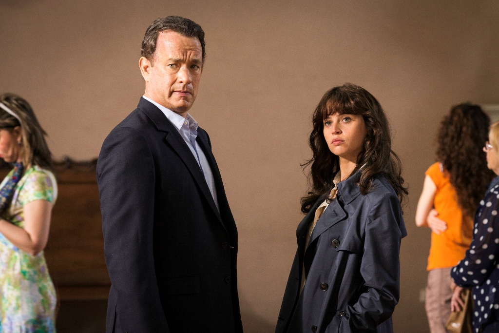 Tom Hanks and Felicity Jones star in Columbia PIctures'