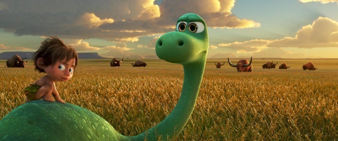 รีวิวหนัง The Good Dinosaur ผจญภัยไดโนเสาร์เพื่อนรัก ค่าย Pixar