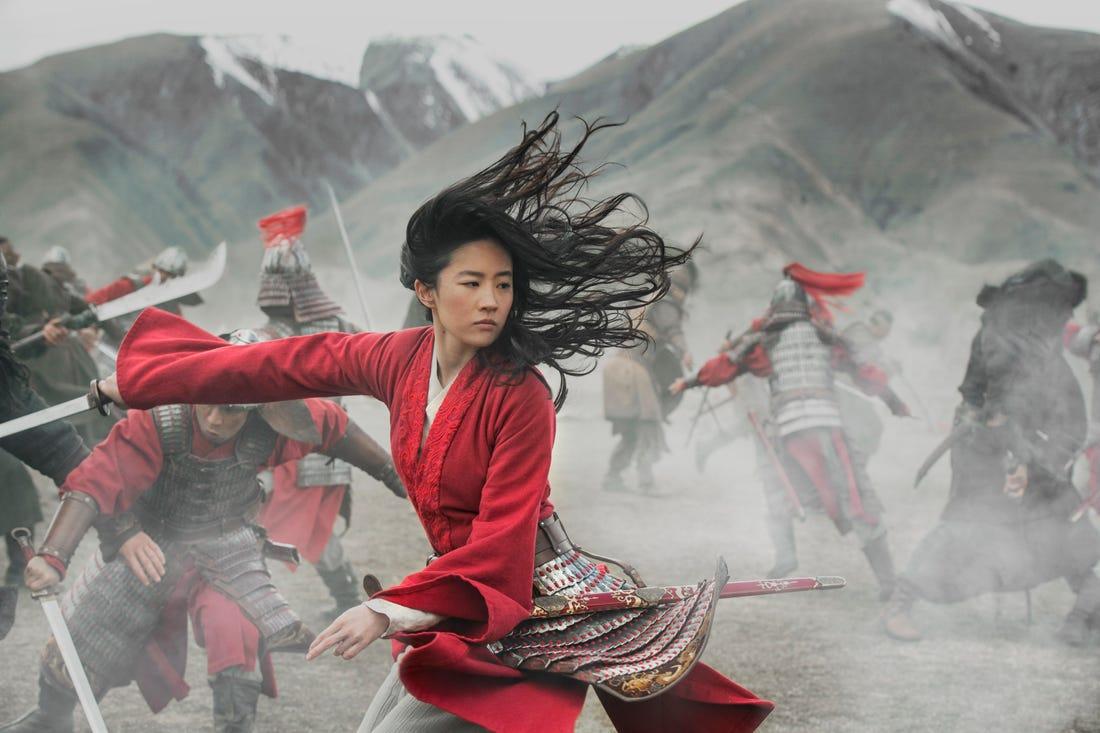 รีวิว หนัง Mulan - มู่หลาน การสู้รบระหว่างจีนแผ่นดินใหญ่และชนเผ่าทางตอนเหนือ